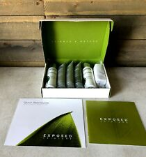 New Exposed Skin Care Full Expanded Kit - Over 40% off! New Sealed