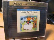 24K Gold CD UDCD-519 MFSL Cat Stevens Tea for the Tillerman Japan  Mint