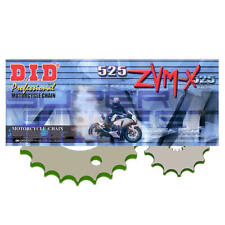 Hizo Kit de Cadena Moto Morini 1200Cc Gran Passo Año Fab. 08 Transmisión 17-42