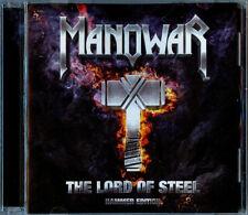 Manowar - the Lord of Steel Hammer Edition CD