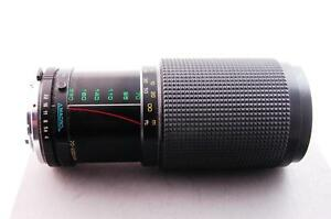 Olympus OM fit SUN 70-230mm f4 constant, lens, all working.