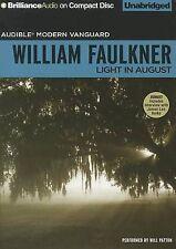 NEW Light in August by William Faulkner