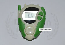 DIGIMON DIGIVICE 02 GREEN WHITE GROW IN DARK  D-3 US VER 1.0 ONLY ONE CLEAN BODY