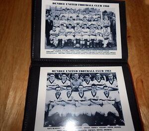 DUNDEE UNITED F.C Photo Album (1931 - 1986)