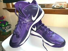 Nike Hyperdunk 2012 TB Men's Basketball Shoes Purple 525019-500 US Sz 17 New BIN