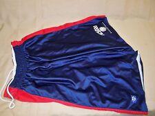 Tesoro Basketball Shorts Unilete Reversible Red/White/Blue Men's Size 2Xl
