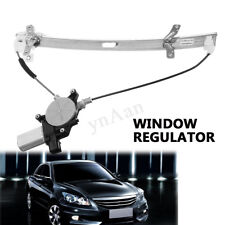 Front Right Power Window Regulator For 2003-2007 Honda Accord Coupe W/ Motor