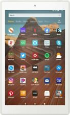 Amazon Fire HD 10 Tablet 32GB White (2019)  | Brand New |