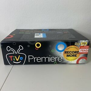 Tivo Premiere Series 4 HDTV DVR 1080p 75 HD Hours HDMI - Mode TCD746500 SEALED