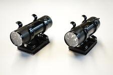 2 x Spot Lights For Waverunner Bait Boat Fits All Versions