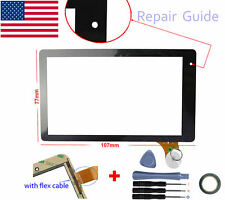 "New Digitizer Touch Screen for 7"" RCA Voyager RCT6873W42KC RCT6873W42 KC Tablet"
