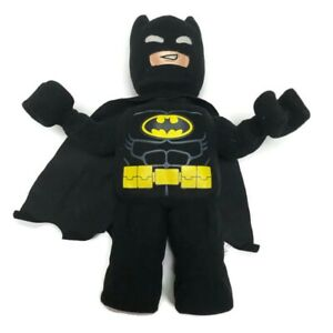 The LEGO Batman Movie BATMAN Minifigure Plush Stuffed Toy