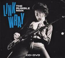 LINK WRAY - THE RUMBLE MAN (NEW SEALED CD+DVD)