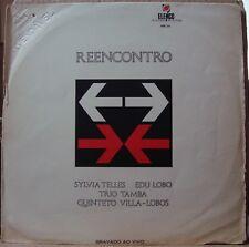 TRIO TAMBA EDU LOBO SYLVIA TELLES QUINTETO VILLA LOBOS 1966 LP BRAZIL HEAR