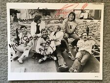 Monty Python Cast (5) AUTOGRAPHED/SIGNED 8X10  PHOTO GUARANTEED Terry Jones Inc