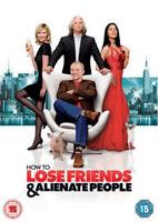 How To Lose Friends E Alienare People DVD Nuovo DVD (PHE9842)