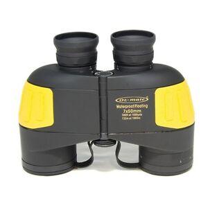 Oz-mate Marine Binoculars 7x50 Floating Optics with Lifetime WARR S0750F