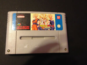 Dragon Ball Hyperdimension Hyper Dimension SNES Super Nintendo PAL
