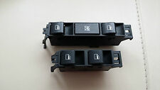 BMW E46 Saloon Touring  Window Lifter Switches Pair Driver + Passenger 318 320