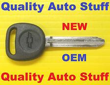 NEW OEM 2004-2012 Chevrolet Colorado Key Blank B108 B110 P1114 692365 Chevy Logo