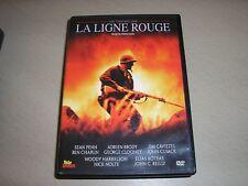 "DVD guerre,""LA LIGNE ROUGE"",penn,brody,nolte,caviezel,clooney,cusack,harrelson"