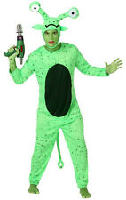 Atosa 15678 Costume Spaceman T 3 Extraterrestre adulte