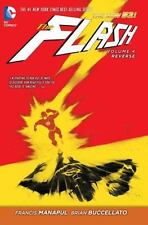 The Flash : Reverse Vol. 4 by Francis Manapul (2014, Hardcover)