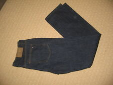 """Original Tommy Hilgfiger """"droite"""" Azul Oscuro Jeans Rectos W34 L34 * en muy buena condición *"""
