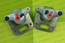 New Left Right Front Brake Caliper For Polaris Trail Boss 350L 1990-93 With Pads