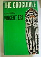 The Crocodile, by Vincent Eri - HB/DJ First 1970 - 070168125X