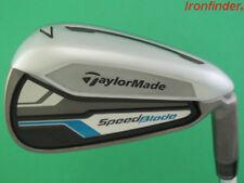 """Ladies TaylorMade SpeedBlade 7 iron Matrix 45g Flex L -1/2"""" Shaft Right Hand LRH"""