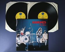 Ramones - It's Alive - UK Double Vinyl LP