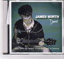 (FR751) James North Demo, Right Beside Me - DJ CD