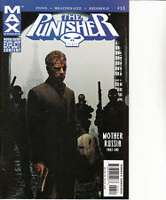 The Punisher- Issue 13-2005-Marvel Comic