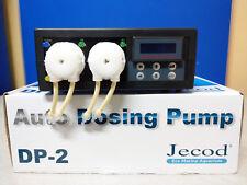 Jebao - JECOD Auto Dosing Pump DP-2,DP-4S Aquarium Reef  Doser