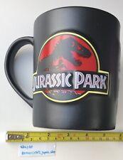 Jurassic park world Black tumbler cup usj 2019 item japan t-rex