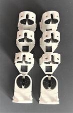8 of BJB 26.620 Non Shunted Snap In T5 Fluorescent Mini-Bipin Lamp Holder Socket