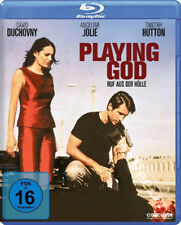 Playing God NEW Cult Blu-Ray Disc Andy Wilson David Duchovny