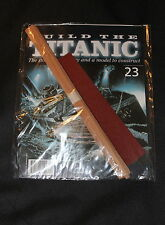 Hachette Build the Titanic Model Kit - 1:250th Scale -  ISSUE 23
