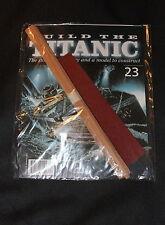 HACHETTE Costruisci il Titanic Kit Modello-Scala 1:250th - Issue 23