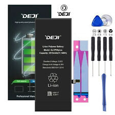DEJI® GENUINE REPLACEMENT BATTERY KIT FOR APPLE iPHONE OEM + TOOLS