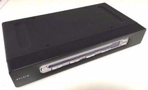 Belkin Omnbiview 4-port KVM Professional Switch (F1DA104T)