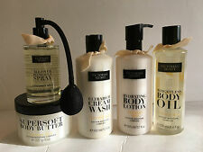 VICTORIA SECRET COCONUT MILK BODY BUTTER, REFRESHER SPRAY,BODY OIL,WASH & LOTION