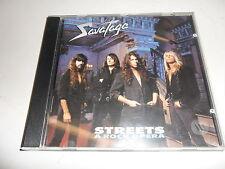 CD  Savatage - Streets - a Rock Opera