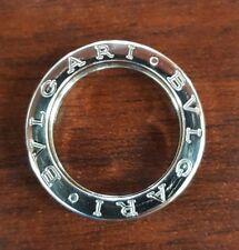 Bvlgari B-Zero 18K White Gold Ring size 6
