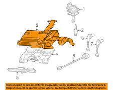 VW VOLKSWAGEN OEM GTI-ECM PCM ECU Engine Control Module Computer 1K0907115AT