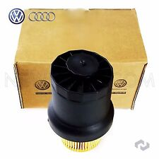 For Genuine OE Audi TT Quattro VW Jetta 2.5 Oil Filter Cover Screw Cap 07K115408