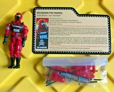 GI Joe-Cobra Red Torches - Convention 2010 Joecon from Red Shadows Set