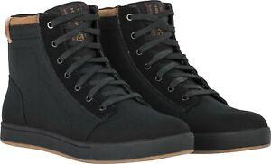 HIGHWAY 21 Axle Textile Shoe 8 Black 361-99008