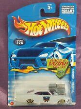 Hotwheels HW 2001 01 Transformers Autobot logo 65 impala low rider mattel